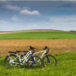 Noleggio bici elettrica - Monferrato