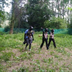 Paintball nel Monferrato