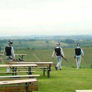 Paintball tra i boschi del Monferrato - Piemonte