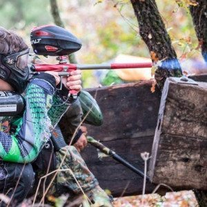 Partita di Paintball Speedball - Arezzo, Toscana
