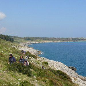 Passi ad Est: trekking nel parco naturale - Otranto, Puglia