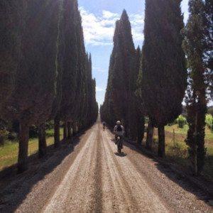 """Pedalata """"Eroica"""" con guida - Siena"""