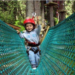 Percorsi di agilità per bambini - Trentino