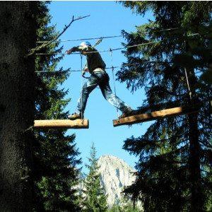 """Percorsi per due """"Da un ramo all'altro"""" - Trentino"""