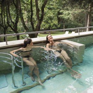 Percorso Benessere alle Terme Sensoriali di Chianciano - Toscana