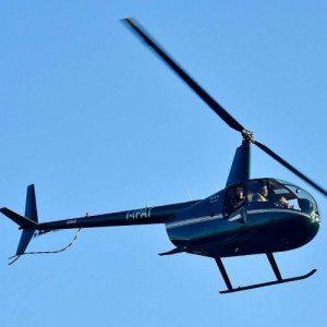 Provare a volare - Battesimo del volo in elicottero - Ginosa