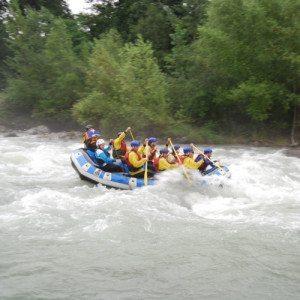 Rafting al quadrato: Doppia Discesa Rafting - Sondrio - 1