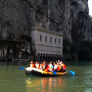 Rafting alla scoperta della Val D'Adige - Verona, Veneto