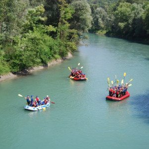 Rafting di Mezza Estate: Rafting in Maschera e Festa - Sondrio - 1