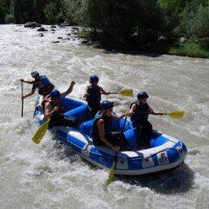 Rafting: Divertimento Estremo sul fiume Adda - Sondrio - 1