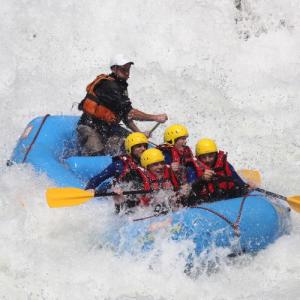 Rafting experience Vipiteno/Mezzaselva - Alto Adige