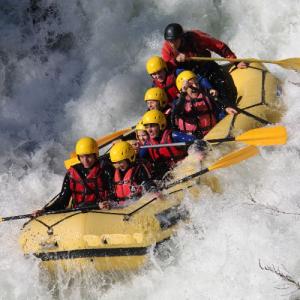 Rafting Lutago/Mulini di Tures - Alto Adige