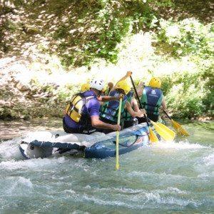 Rafting + percorso avventura - Serravalle di Norcia, Umbria