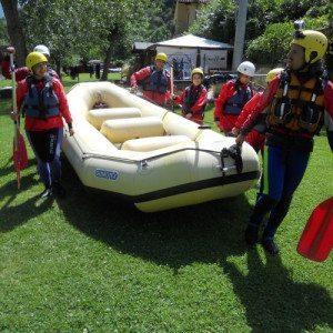 Rafting sul fiume Nera - Scheggino, Umbria