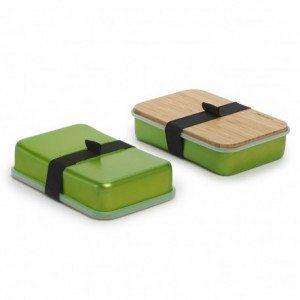 Sandwich box - Verde