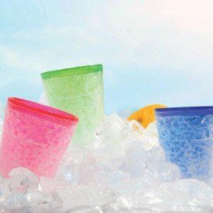 Bicchieri shot da freezer