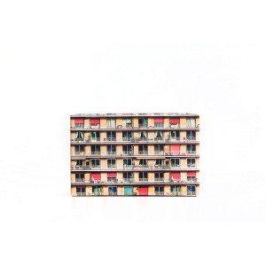 Carta regalo Skyline - Con tendine