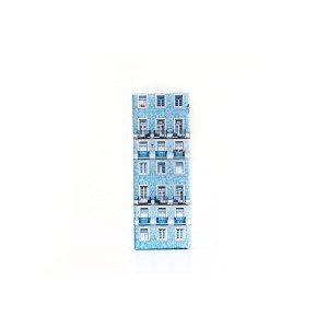 Carta regalo Skyline - Azzurra