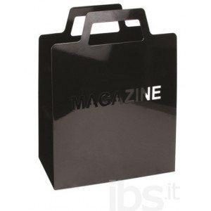 "Portariviste ""Magazine"" - Nero"