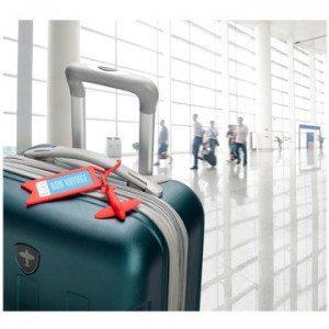 """Etichetta per bagaglio """"Tag Me"""""""