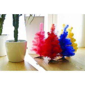 Funky tree - Alberi di Natale colorati