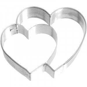 """Forma per dolci """"Love hearts"""""""