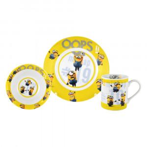 Set da colazione - Minions