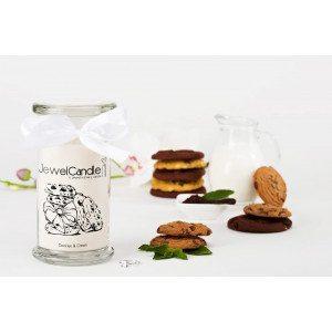 Candela con anello - Cookies