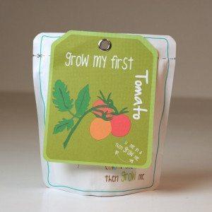 """Kit """"Il mio primo pomodoro"""""""