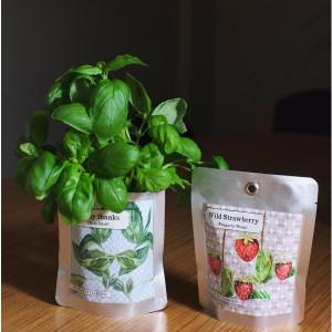 Il giardino in tasca - Kit per coltivare fiori