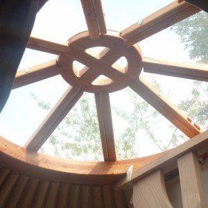 Romantica Yurta: soggiorno con cena - Civitella Paganico (GR)