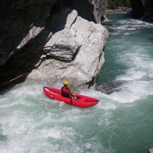Scopri il Canyoning  in Val Pusteria - Lappago e Terento, Sud Tirolo