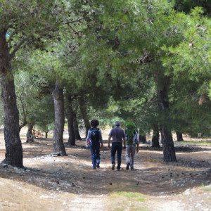 Scuola di escursionismo tra i parchi naturali del Salento - Puglia
