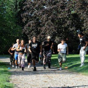 Sei sessioni di allenamenti fitness - Milano