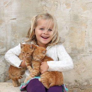 Servizio fotografico con animali domestici - Udine