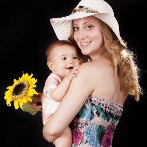 Servizio fotografico professionale in studio per bambino - Milano