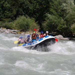 Sfida le Rapide in Rafting (difficoltà classe 4) - Sondrio - 1
