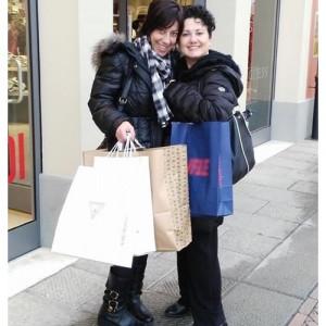 Shopping con personal shopper per due persone -  in tutta l'Italia