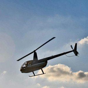 Simulazione pilotaggio elicottero E40 - Ginosa, Taranto