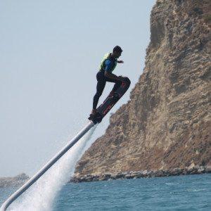 Skateboard a mezz'aria: Hoverboard - Poetto / Chia, Cagliari