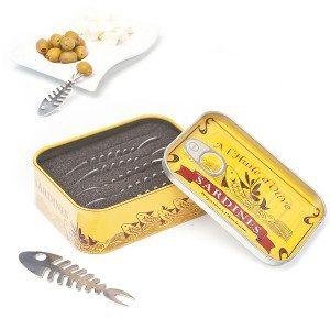Snack Piekser Sardinen