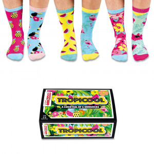 "Sockenset ""Tropicool"""