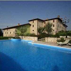 Soggiorno benessere per due in agriturismo - Lago di Garda
