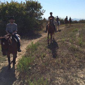 Soggiorno storico con cena ed escursione a cavallo - Siena