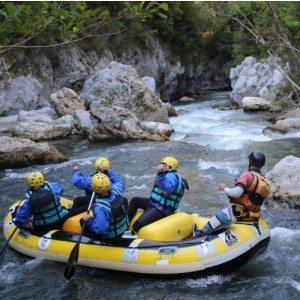 Special Rafting - Laino Borgo, Calabria