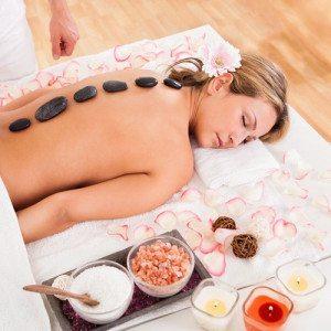 Stone massage e trattamento viso - Cagliari