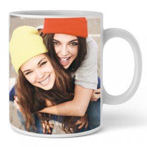 Tasse mit persönlichem Foto - Standard
