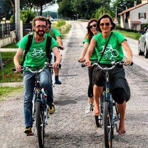 Tour con bici elettrica - varie località, Umbria