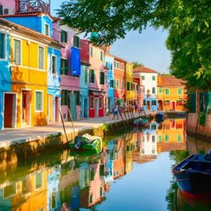 Tour delle isole di Venezia e soggiorno sul Brenta - Venezia