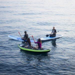 Tour Guidato in Kayak (min. 3 Persone) - Recco, Genova